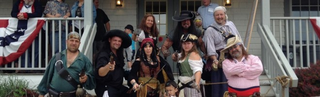 Step into History at the Tuckerton Seaport's Privateers & Pirates Festival