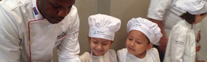 Eat Well on the Road with Westin and Super Chefs!
