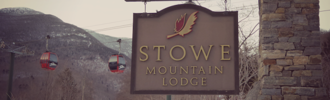 Stowe Mountain Lodge – Slope Side Luxury in Vermont