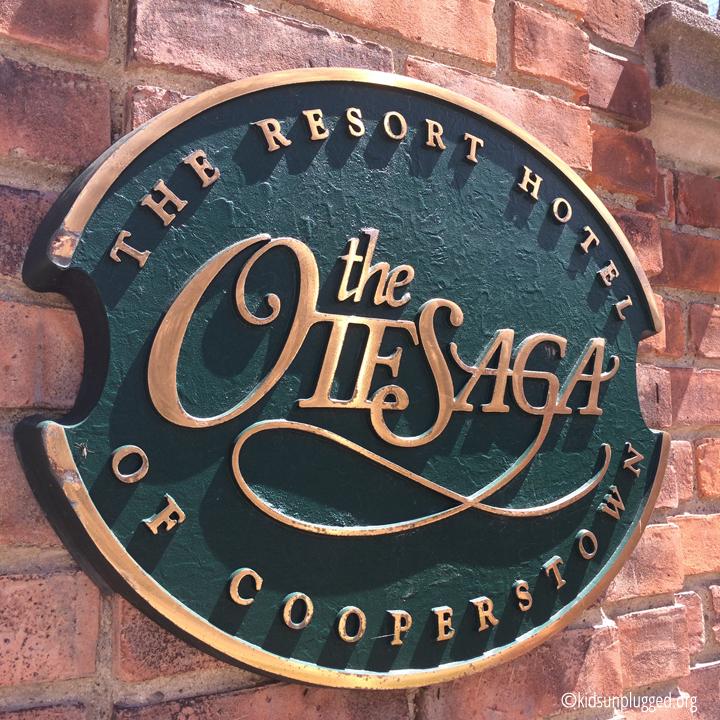 Otesaga Hotel Cooperstown New York