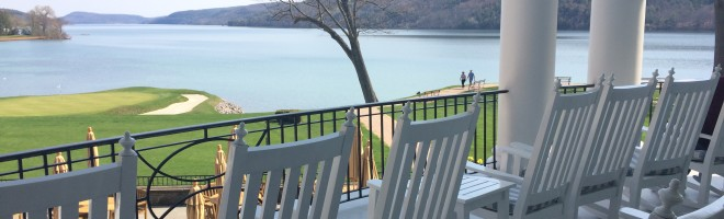 On the Shores of Glimmerglass – Cooperstown's Otesaga Resort