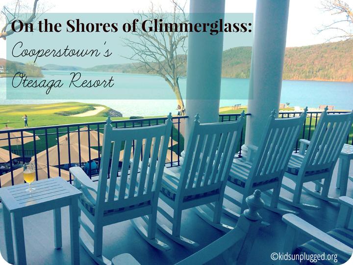 Cooperstown New York Otesaga Resort