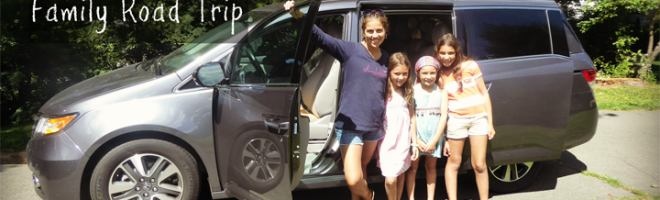 7 Steps to Planning the Perfect Family Road Trip