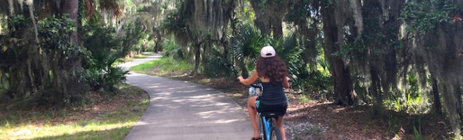 Where to Bike on Jekyll Island, Georgia