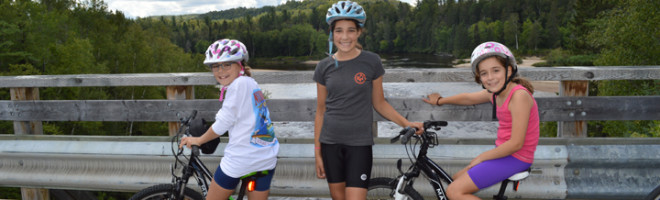 Québec's P'tit Train du Nord – The Perfect Family Bike Trip