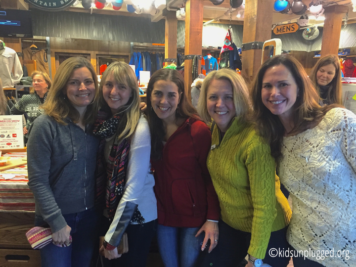 Kicking off Stratton Resort's Women on Snow Camp