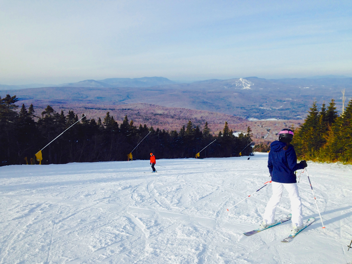 Stratton Resort's Women on Snow Camp